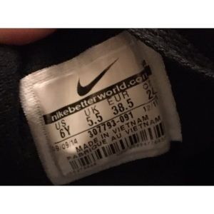 Nike Shoes - SOLD!!
